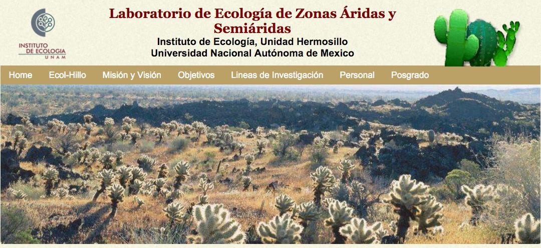UNAM_Zona Aridas