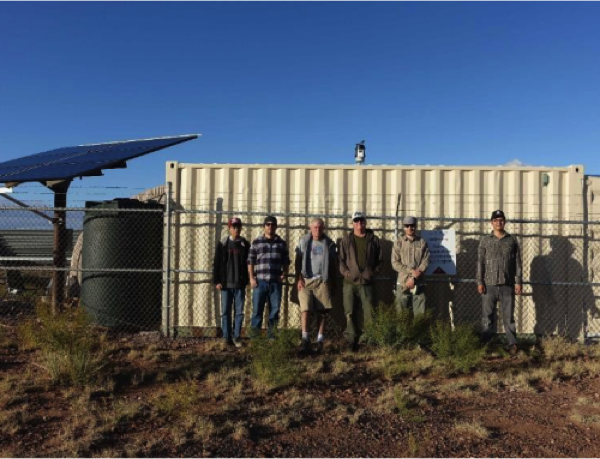 Solar Desalination in action at the Navajo Nation:  Notes from the field after two years of volunteering work